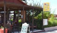 Rhodos Theologos - Sea View, Restaurant von außen