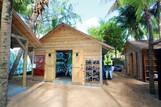Mauritius Le Morne - ION CLUB, Materialhaus