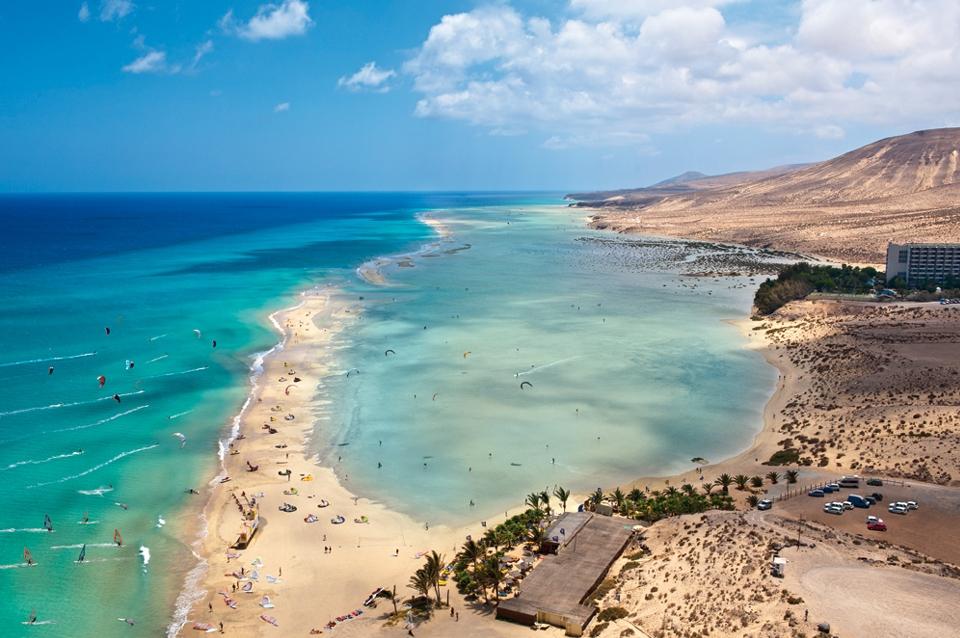 Fuerteventura, Sotavento - Lagune