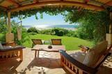 Vilanculo Casa Rex Lodge, Bungalow mit Blick