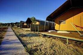 Limnos - Surf Club Keros, Luxuszelte