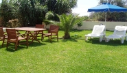 Rhodos Trianda - Johnhara, Garten