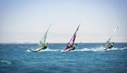 Soma Bay - Robinson Club, Windsurf Action