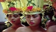 Balinesische Frauen