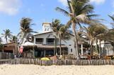 Cumbuco - Vila Coqueiros, Ansicht vom Strand