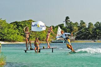Jericoacoara - Kitespaß auf der Lagune
