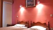 Sigri Lesbos - Orama Hotel, Zimmerbeispiel
