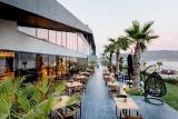 Alacati - Design Plus The S Hotel, Außenbereich Restaurant