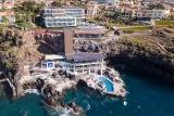 Madeira - Hotel Galomar, Aerial View