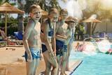 Rhodos Theologos - Alex Beach Hotel, Spaß am Pool