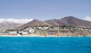 Fuerteventura - Club Aldiana, Ansicht Meerseite
