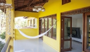 Parajuru - Casa Amarela, Suite Balkon