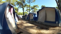 Campingplatz Frankreich