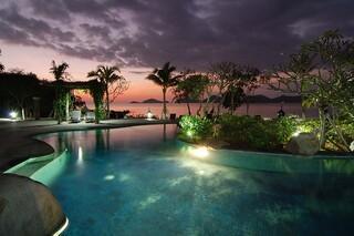 Flores - Bintang Resort, Pool