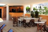 Hotel Naxos Beach, Poolbar