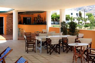 Hotel Naxos Beach, Poolbar