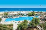 Djerba, Club Calimera Yati Beach, Anlage mit Meerblick