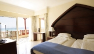 Soma Bay - Robinson Club, Suite Superior Meerblick, Schlafzimmer