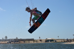Cumbuco - Vila Coqueiros, Kite Action