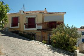 Lesbos - Evangelia Studios, Ansicht