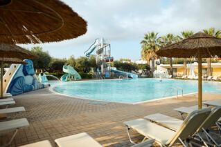 Rhodos Theologos - Alex Beach Hotel, Rutschen Pool