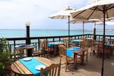 Sal - Odjo d'Agua, Restaurant Terrasse