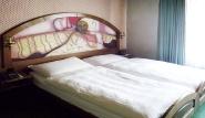 Skisafari Oberes Wallis - Hotel Touring, Zimmer