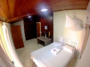 SurfBrasilien Bungalow Wood Suite 1