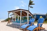 Bonaire - Sorobon Beach Resort, Sun beds in Position