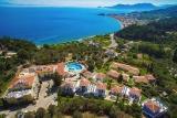 Samos - Hotel Arion, Luftaufnahme