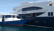 Malediven - Emperor Serenity mit Beiboot