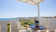Karpathos - Thalassa Suites, Ausblick Balkon