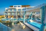 Kos - Psalidi - Harmony Crest Resort & Spa, Loungebereich