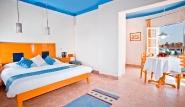 El Gouna, Captain`s Inn, Suite mit Wohnbereich