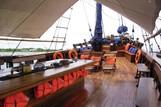 Indonesien - SMY Moana -Deck