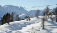 Skisafari Dolomiten Val di Sole - © G.Bernardi