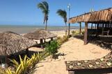 Sao Miguel do Gostoso - Kauli Seadi Kite Center, chillen am Strand