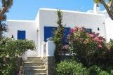 Mykonos - Villas Kalafatis, Aussenansicht