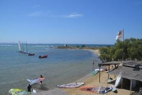 Naxos Flisvos Lagunen Center