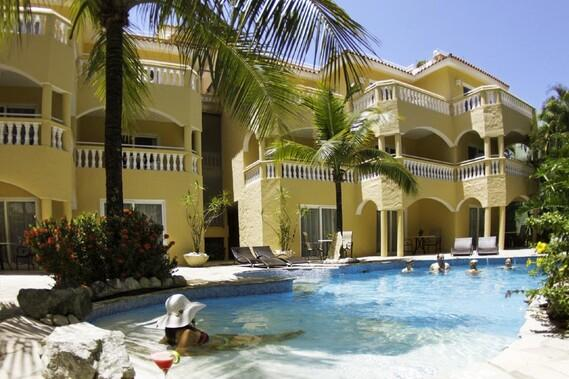 Villa Taina - Pool