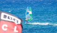 Karpathos - ION CLUB, Windsurfaction vor der Station