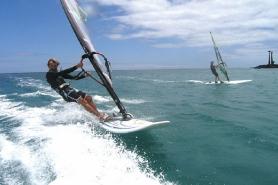 Lanzarote - Surfer