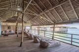 West Papua - Papua Paradise Eco Resort, Lounge