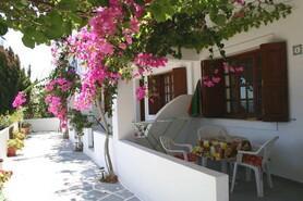 Karpathos - Sea View Studio, Terrassen