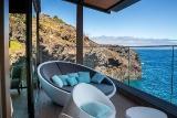 Madeira - Hotel Galosol, Terrasse