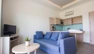 Karpathos - Thalassa Suites, Schlafsofa Appartement