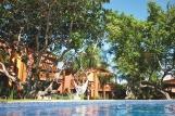 Jericoacoara - Naquela, Blick vom Pool aus