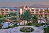 Abu Soma - Sentido Palm Royale, Aussenansicht mit Pool