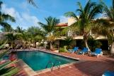 Bonaire, Sonrisa Boutique Hotel, Pool