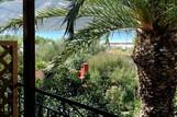 Lefkada - Villa Angela, Studio - Blick vom Balkon